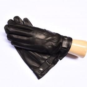 Kidskin Men's leather...