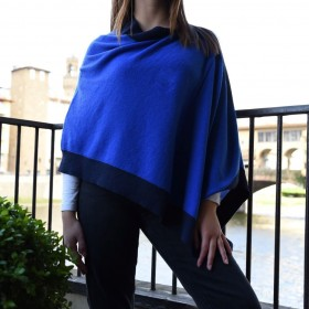 Modena Multi Coloured Poncho