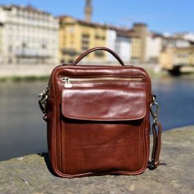 Bernini Leather Bag