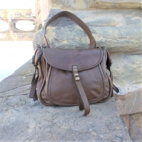 Alloro Leather Bag