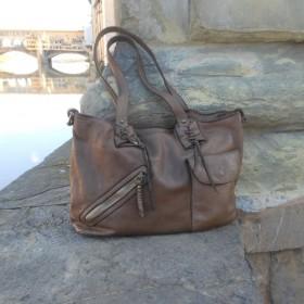 Abete Leather Bag