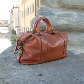 Clarissa Leather Bag