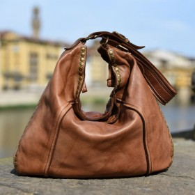 Gardenia Leather Bag
