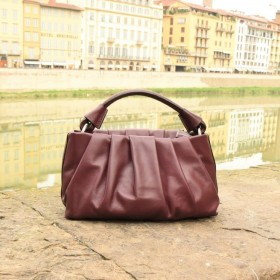 Alba Leather Bag