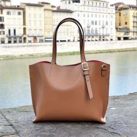 Kira Leather Bag