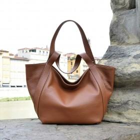 Gea Leather Bag
