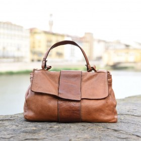 Geranio Leather Bag