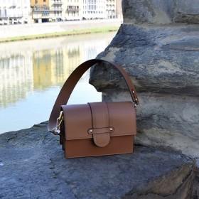 Layla Leather Bag