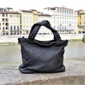 Cipresso Leather Bag