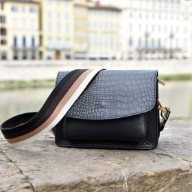 Graziella Leather Bag