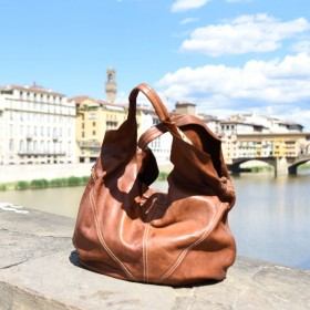 Ginestra Leather Bag