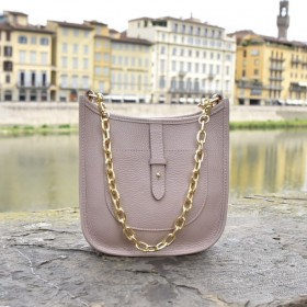 Selena Leather Bag