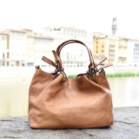 Acacia Leather Bag