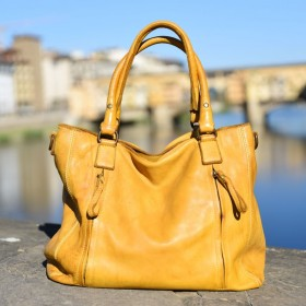 Magnolia Leather Bag