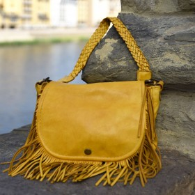 Malva Leather Bag