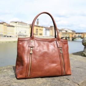 Botticelli Leather Bag