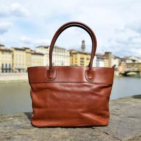 Bronzino Leather Bag