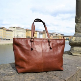Canaletto Leather Bag