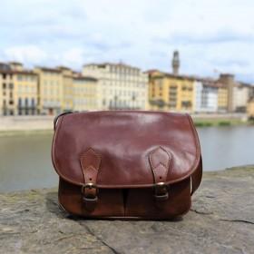 Caravaggio Leather Bag