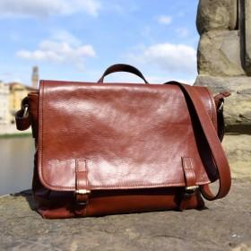 Dante Leather Bag