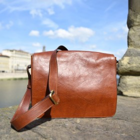 Cellini Leather Bag