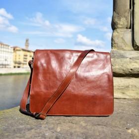 Donatello Leather Bag