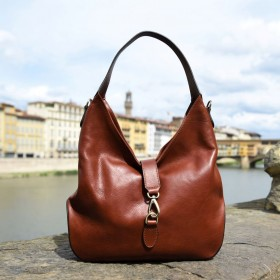 Manzoni Leather Bag