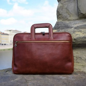 Michelangelo Leather Bag