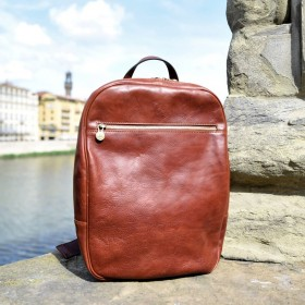 Tintoretto Leather Backpack