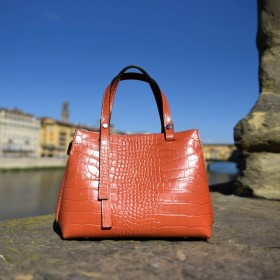 Grazia Leather Handbag