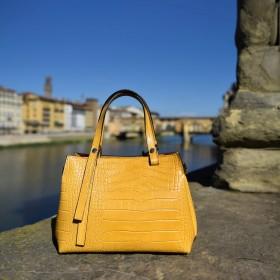 Grazia Leather Handbag