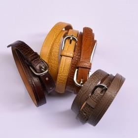 Cocco Lara Leather Belt