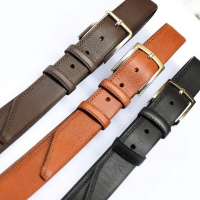 Mattia Leather Belt