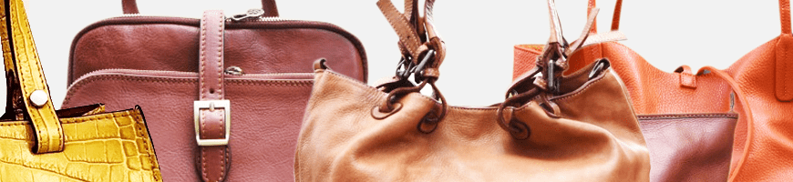 Leather Bags.