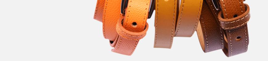 Women's belts.